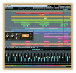 Cubase is widely used and been around 25 years